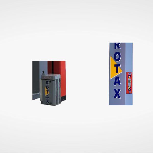 Masina de infoliat paleti Rotax S3300 cu brat rotativ